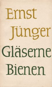 First edition of Gläserne Bienen (1957)