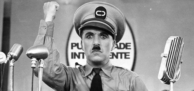 El gran dictador (Charles Chaplin, 1940).