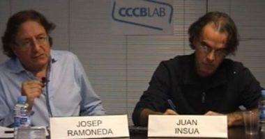 Conferencia de prensa de presentación del CCCB LAB