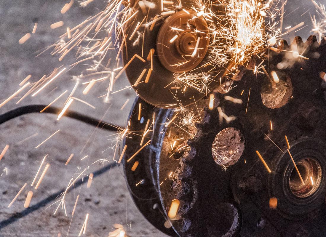 Esmolant la Newton Machine d'Eday | © Aaron Watson