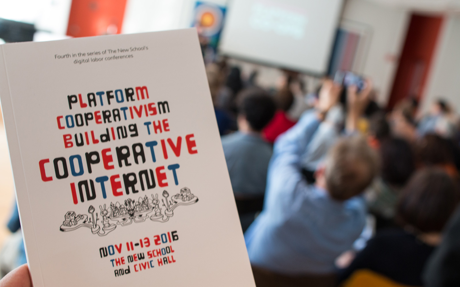 Platform Cooperativism 2016: Building the Cooperative Internet. New York, 2016